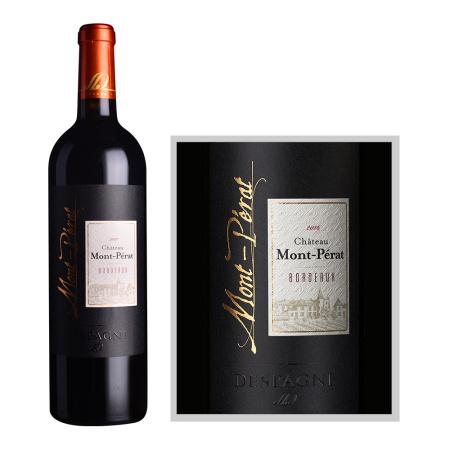 2017年蒙特普雷特酒庄红葡萄酒