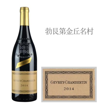 2014年夏洛普庄园特莱布兰(热夫雷-香贝丹村)红葡萄酒