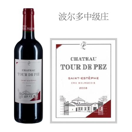 2008年贝塔酒庄红葡萄酒