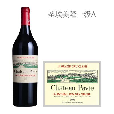 2008年帕米酒庄干红葡萄酒