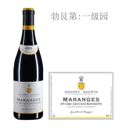 2013年诺丁酒庄罗索特(马朗日一级园)红葡萄酒