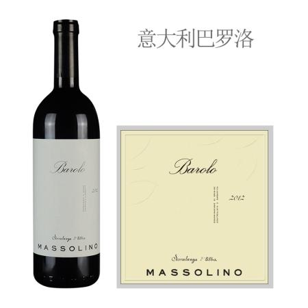 2012年玛索林巴罗洛红葡萄酒