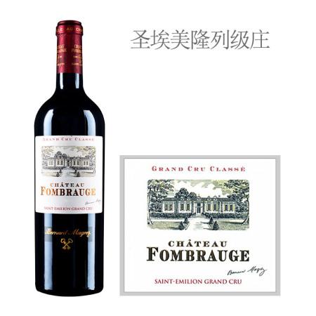 2019年芳宝酒庄红葡萄酒