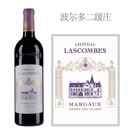 2019年力士金庄园红葡萄酒