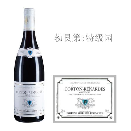 2012年美亚父子酒庄雷纳德(科尔登特级园)红葡萄酒