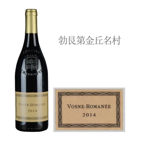 2014年夏洛普庄园(沃恩-罗曼尼村)红葡萄酒