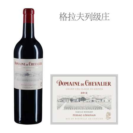 2012年骑士酒庄红葡萄酒