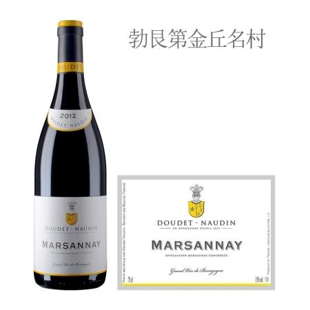2012年诺丁酒庄(马沙内村)红葡萄酒
