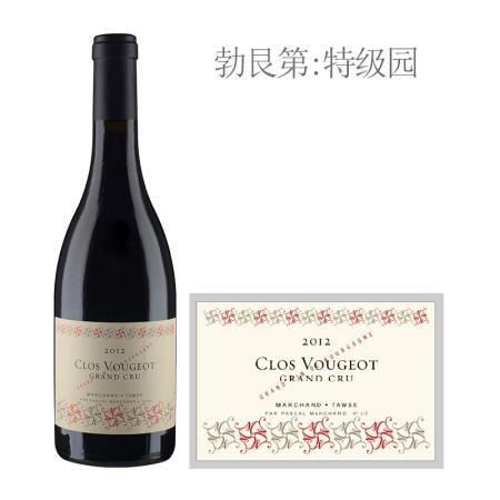 2012年图诗(伏旧特级园)红葡萄酒