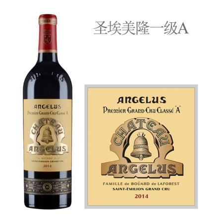 2014年金钟酒庄红葡萄酒