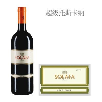 2011年安东尼世家太阳园红葡萄酒