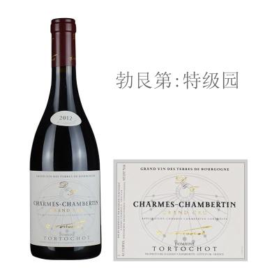 2012年多尔修庄园(香牡-香贝丹特级园)红葡萄酒
