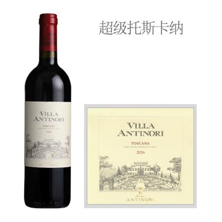 2016年安东尼世家安东尼园红葡萄酒