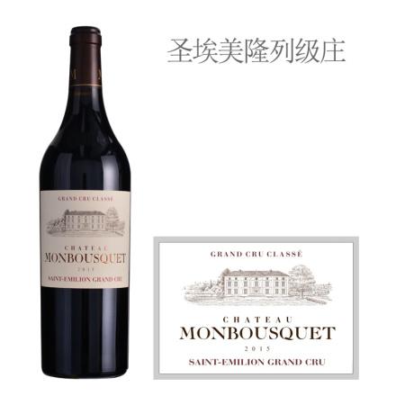 2015年蒙宝石酒庄红葡萄酒