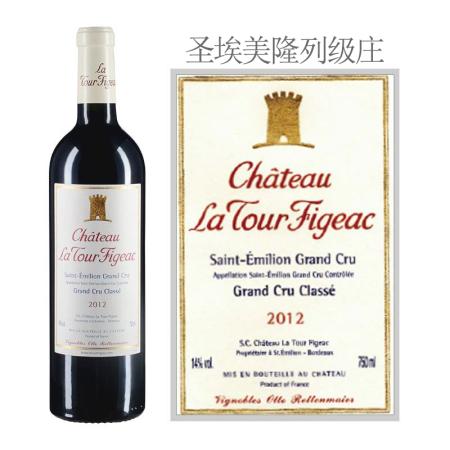 2012年拉图飞卓酒庄红葡萄酒