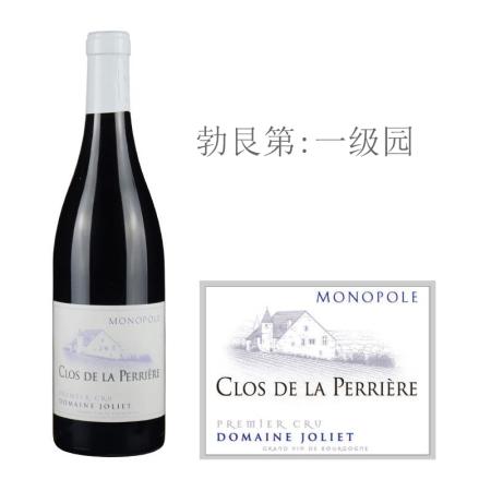 2013年乔伊莱特酒庄佩丽园(菲克桑一级园)红葡萄酒