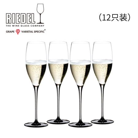 醴铎Riedel笛型香槟型杯(12只装)