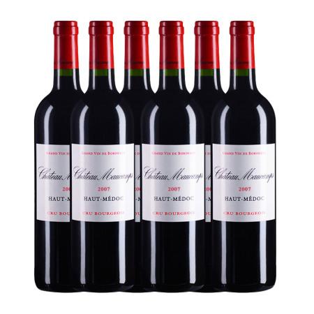 【六支套装】2007年墨干酒庄红葡萄酒
