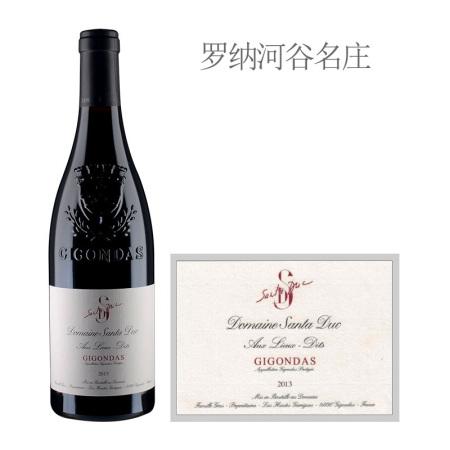 2013年圣杜卡酒庄奥丽迪红葡萄酒
