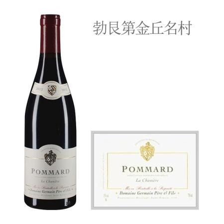 2012年日耳曼父子酒庄香尼尔(玻玛村)红葡萄酒