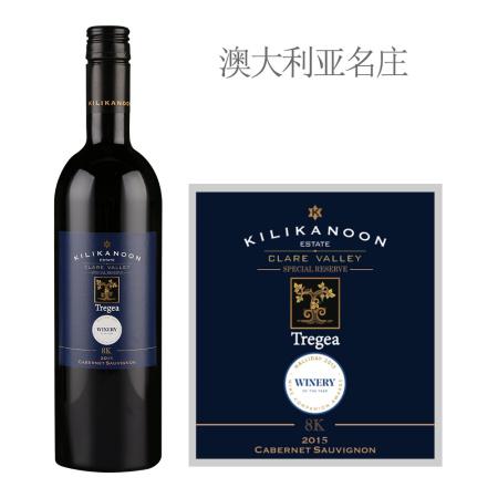 2015年歌浓酒庄特别珍藏赤霞珠干红葡萄酒(8K)