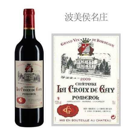 2018年盖伊十字酒庄红葡萄酒