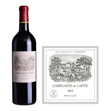 2010年拉菲珍宝(小拉菲)红葡萄酒