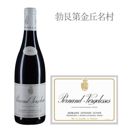 2011年古永酒庄(佩尔南-韦热莱斯村)红葡萄酒