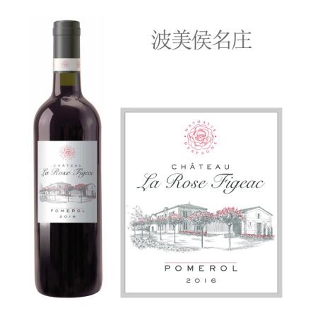 2016年飞卓玫瑰酒庄红葡萄酒