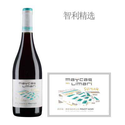 2016年麦卡斯珍藏黑皮诺红葡萄酒