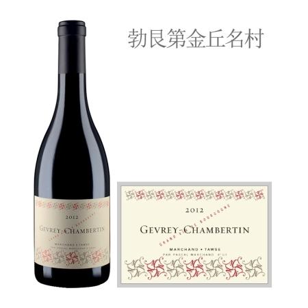 2012年图诗(热夫雷-香贝丹村)红葡萄酒