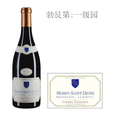 2008年诺尊酒庄利奥特(莫雷-圣丹尼一级园)老藤红葡萄酒