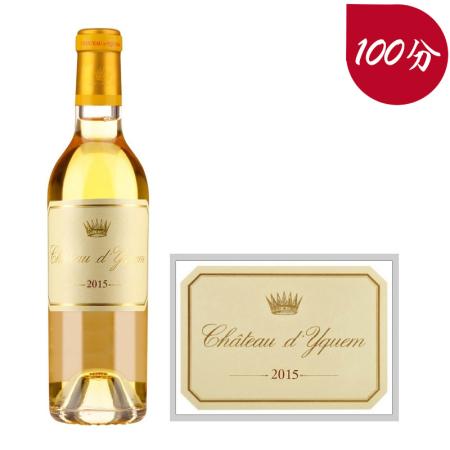 2015年滴金酒庄贵腐甜白葡萄酒(375ml)