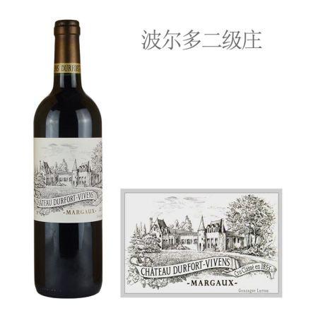 2017年杜霍酒庄红葡萄酒