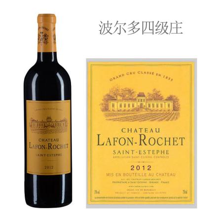 2012年拉科鲁锡庄园红葡萄酒