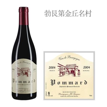 2004年盖克斯酒庄(玻玛村)红葡萄酒