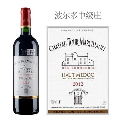 2012年玛希兰塔古堡红葡萄酒