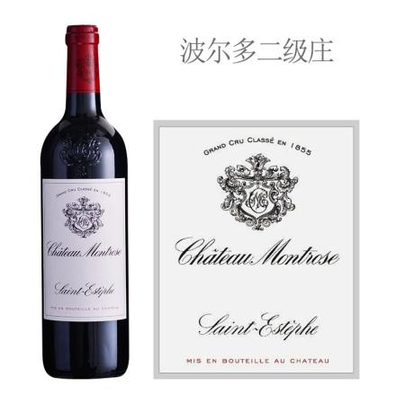 2019年玫瑰山庄园红葡萄酒