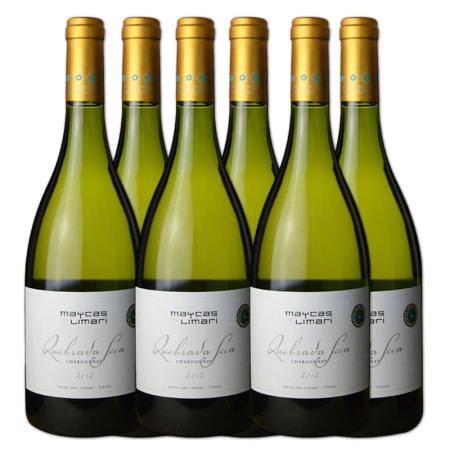 【六支套装】2012年麦卡斯塞卡霞多丽白葡萄酒