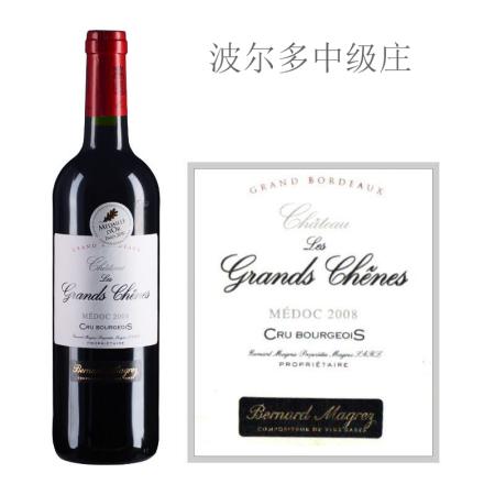 2008年力关轩酒庄红葡萄酒