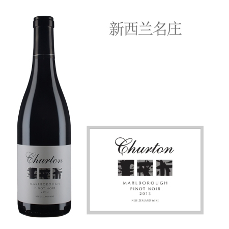 2013年骐通酒庄黑皮诺红葡萄酒