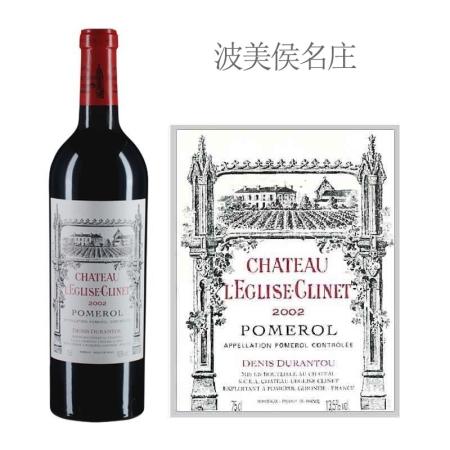 2017年克里奈教堂酒庄红葡萄酒