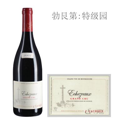 2007年卡修父子酒庄(伊瑟索特级园)红葡萄酒