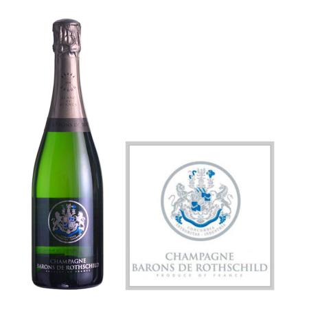 罗斯柴尔德白中白香槟