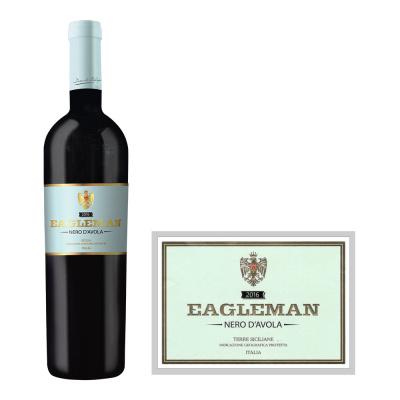 2016年鹰座黑阿沃拉干红葡萄酒