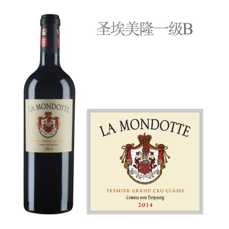 2014年拉梦多酒庄红葡萄酒