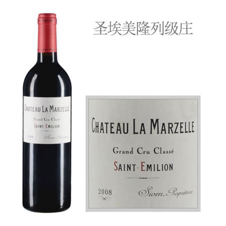 2008年玛泽勒酒庄红葡萄酒