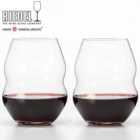 醴铎Riedel扭扭红葡萄酒杯