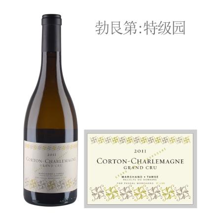 2011年图诗(科尔登-查理曼特级园)白葡萄酒