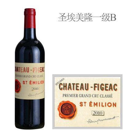 2010年飞卓酒庄红葡萄酒